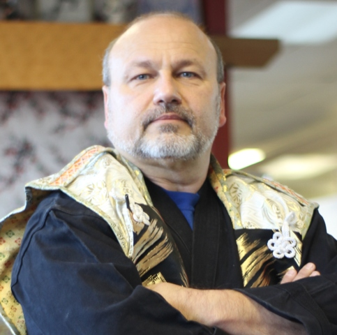 Ninja Camp Leader - Shidoshi Jeffrey M. Miller