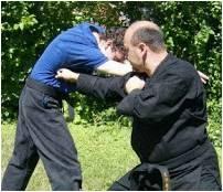 Ninjutsu Training Shidoshi Jeffrey Miller